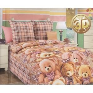 КПБ детский 1,5 спальный ДБ-43