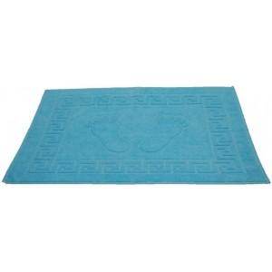 Полотенце-коврик для ног Blue (голубой)