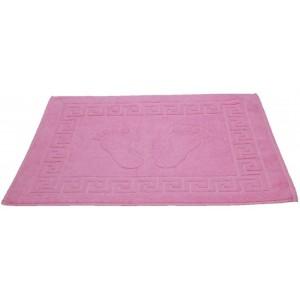 Полотенце-коврик для ног Pink (розовый)