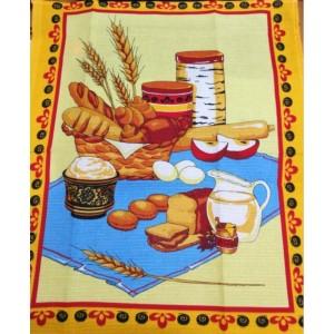 Набор Полотенец ваф. Хлеб соль